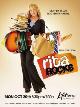 """Постер к фильму """"Рита отжигает"""" /Rita Rocks/ (2008)"""