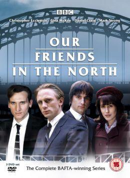 "Постер к фильму ""Наши друзья на севере"" /Our Friends in the North/ (1996)"