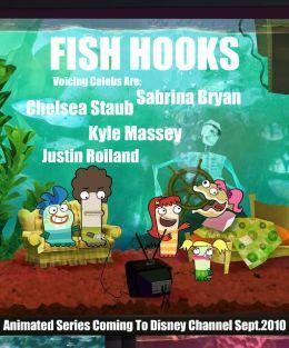 """Постер к фильму """"Рыбология"""" /Fish Hooks/ (2010)"""