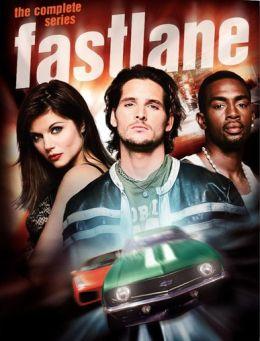 """Постер к фильму """"Криминальные гонки"""" /Fastlane/ (2002)"""