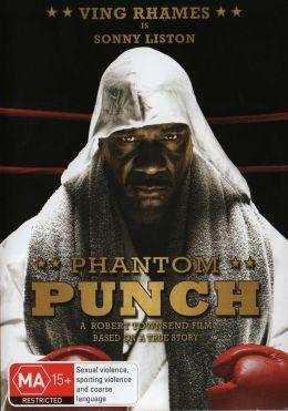 """Постер к фильму """"Призрачный удар"""" /Phantom Punch/ (2008)"""