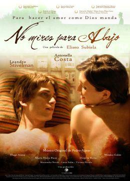 "Постер к фильму ""Не смотри вниз"" /No mires para abajo/ (2008)"