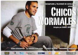 """Постер к фильму """"Обычные подростки"""" /Chicos normales/ (2008)"""