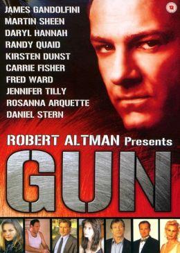 """Постер к фильму """"Выстрел"""" /Gun/ (1997)"""
