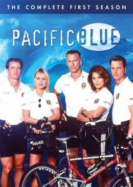 """Постер к фильму """"Полицейские на велосипедах"""" /Pacific Blue/ (1996)"""