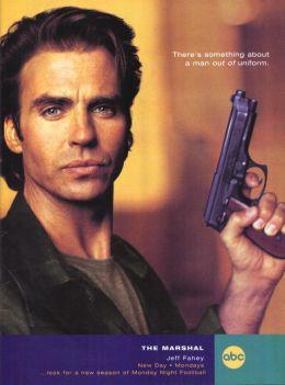 "Постер к фильму ""Маршал"" /The Marshal/ (1995)"
