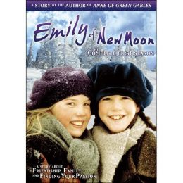 "Постер к фильму ""Эмили из Нью-Мун"" /Emily of New Moon/ (1998)"