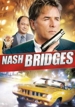 """Постер к фильму """"Детектив Нэш Бриджес"""" /Nash Bridges/ (1996)"""
