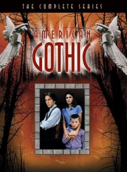 "Постер к фильму ""Шериф из преисподней"" /American Gothic/ (1995)"