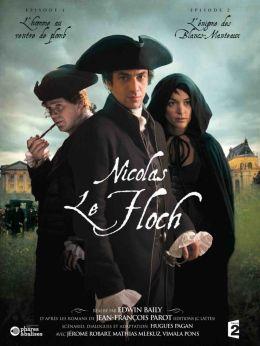 """Постер к фильму """"Николя ле Флок"""" /Nicolas Le Floch/ (2008)"""