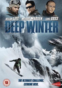 """Постер к фильму """"Покорители вершин"""" /Deep Winter/ (2008)"""