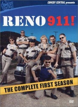"Постер к фильму ""Рино 911"" /Reno 911!/ (2003)"
