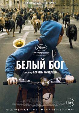 """Постер к фильму """"Белый бог"""" /Feher isten/ (2014)"""