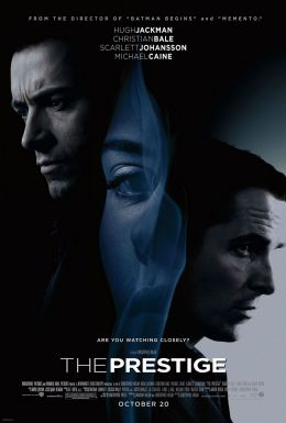 """Постер к фильму """"Престиж"""" /The Prestige/ (2006)"""