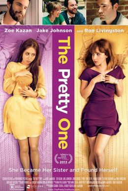 "Постер к фильму ""Хорошенькая"" /The Pretty One/ (2013)"
