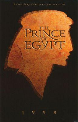 "Постер к фильму ""Принц Египта"" /The Prince of Egypt/ (1998)"
