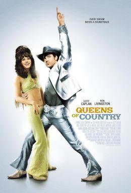 "Постер к фильму ""Королевы кантри"" /Queens of Country/ (2012)"