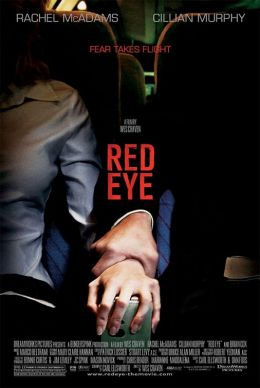 """Постер к фильму """"Ночной рейс"""" /Red Eye/ (2005)"""