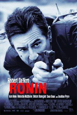 """Постер к фильму """"Ронин"""" /Ronin/ (1998)"""