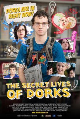 """Постер к фильму """"The Secret Lives of Dorks"""" /The Secret Lives of Dorks/ (2013)"""