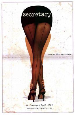 """Постер к фильму """"Секретарша"""" /Secretary/ (2002)"""