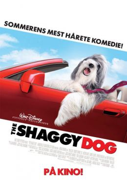 "Постер к фильму ""Лохматый папа"" /The Shaggy Dog/ (2006)"