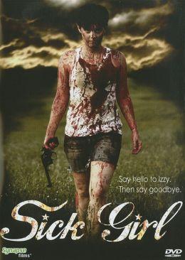 """Постер к фильму """"Больная"""" /Sick Girl/ (2007)"""