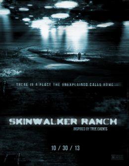 "Постер к фильму ""Skinwalker Ranch"" /Skinwalker Ranch/ (2013)"