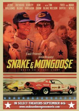 """Постер к фильму """"Змея и мангуст"""" /Snake and Mongoose/ (2013)"""