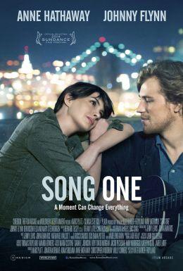 """Постер к фильму """"Однажды в Нью-Йорке"""" /Song One/ (2014)"""