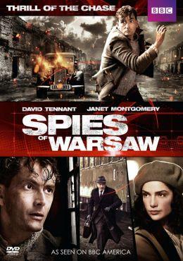 "Постер к фильму ""Шпионы Варшавы"" /Spies of Warsaw/ (2013)"