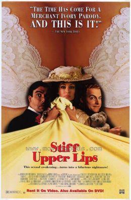 "Постер к фильму ""Стиснув зубы"" /Stiff Upper Lips/ (1998)"