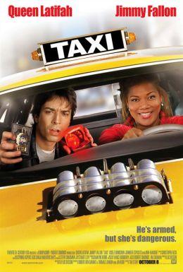 """Постер к фильму """"Нью-йоркское такси"""" /Taxi/ (2004)"""