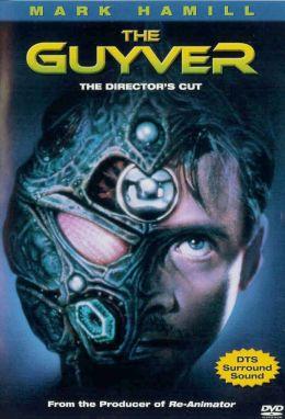 "Постер к фильму ""Гайвер"" /The Guyver/ (1991)"