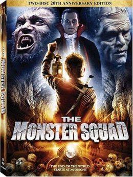 """Постер к фильму """"Взвод монстров"""" /The Monster Squad/ (1987)"""