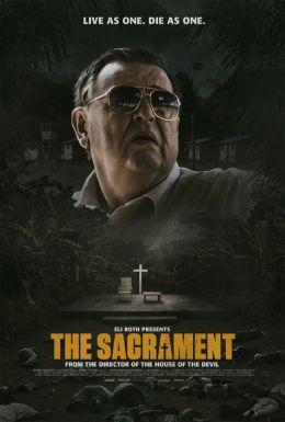 """Постер к фильму """"Таинство"""" /The Sacrament/ (2013)"""