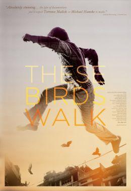 "Постер к фильму ""These Birds Walk"" /These Birds Walk/ (2013)"