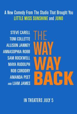 "Постер к фильму ""Дорога, дорога домой"" /The Way, Way Back/ (2013)"