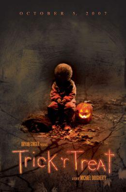 """Постер к фильму """"Кошелек или жизнь"""" /Trick 'r Treat/ (2007)"""