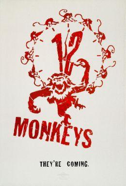 "Постер к фильму ""12 обезьян"" /Twelve Monkeys/ (1995)"