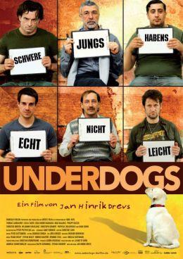 """Постер к фильму """"Аутсайдеры"""" /Underdogs/ (2007)"""