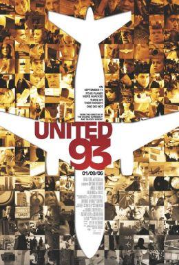 """Постер к фильму """"Потерянный рейс"""" /United 93/ (2006)"""