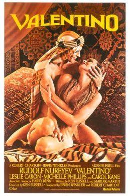 "Постер к фильму ""Валентино"" /Valentino/ (1977)"