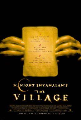 """Постер к фильму """"Таинственный лес"""" /The Village/ (2004)"""
