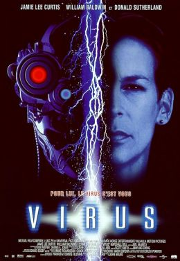 "Постер к фильму ""Вирус"" /Virus/ (1999)"