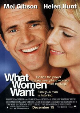 """Постер к фильму """"Чего хотят женщины"""" /What Women Want/ (2000)"""