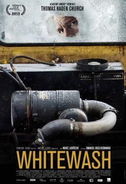 """Постер к фильму """"Побелка"""" /Whitewash/ (2012)"""