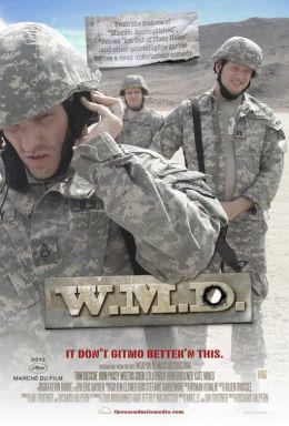"""Постер к фильму """"W.M.D."""" /W.M.D./ (2013)"""