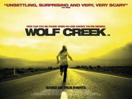"""Постер к фильму """"Волчья яма"""" /Wolf Creek/ (2005)"""