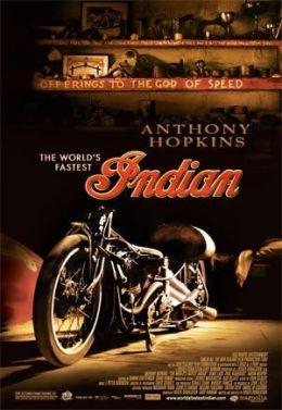 "Постер к фильму ""Самый быстрый Indian"" /The World's Fastest Indian/ (2005)"